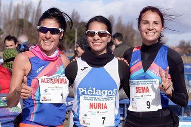 Nuria Lugueros afronta la temporada con el objetivo de recuperar el terreno perdido