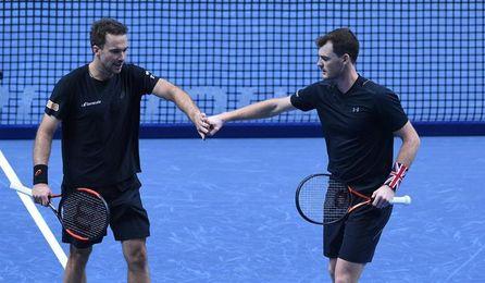 """Soares: """"Sería un placer y un honor jugar contra Nadal y Federer en dobles"""""""