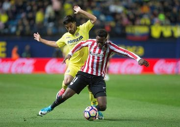 El Villarreal no ha ganado en sus cinco últimas visitas al Athletic