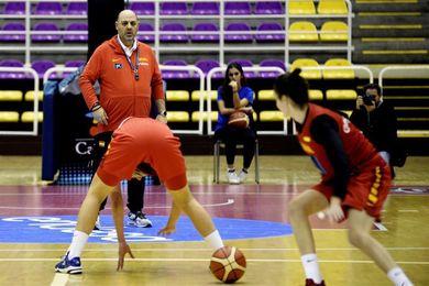 España a refrendar su condición de favorita con Holanda y acercarse al Eurobasket
