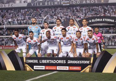 El Santos pierde y allana el camino del Corinthians en la lucha por el título