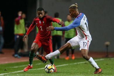 1-1. Sin Ronaldo, Portugal no pasa del empate con Estados Unidos