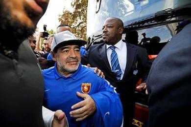 """Maradona tras derrota de la selección argentina: """"¡Yo quiero volver!"""""""