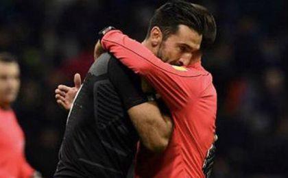 Daudén Ibáñez tacha de postureo el abrazo de Mateu a Buffon