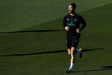 """Ramos ya piensa en el derbi: """"Tenemos un margen de error mínimo"""