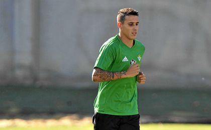 Tello, jugador del Real Betis.