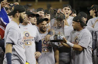 """Los Astros reciben el Premio Allan H.Selig a la """"Excelencia Filantrópica"""""""
