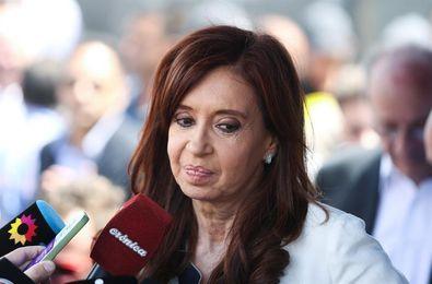 """Cristina Fernández niega haber cobrado sobornos en el escándalo del """"FIFAgate"""""""