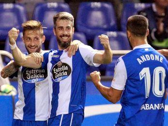 """Luisinho: """"El partido ante el Málaga va a ser de mucha tensión"""""""