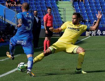 """Mario Gaspar: """"El partido en San Mamés es una buena prueba para el equipo"""""""