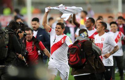 """Perú acaba con """"la tentación del fracaso"""""""