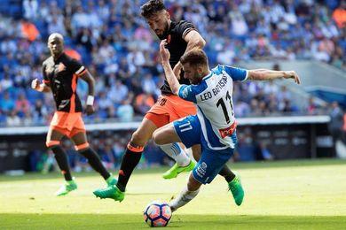 "Marcelino: ""Será mejor enfrentarse al Barça si ganamos antes al Espanyol"""