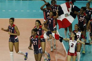 República Dominicana gana un oro épico en la final ante Colombia
