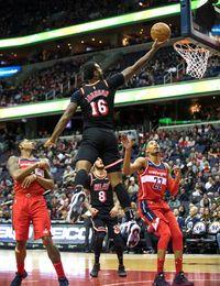 88-91. Whiteside y los Heat controlan a los Wizards