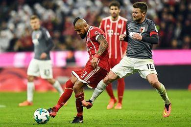 El Bayern gana con doblete de Lewandowski y aumenta su ventaja sobre el Leipzig
