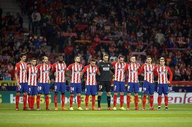 Minuto de silencio por José Manuel Maza en el Atlético-Real Madrid