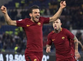El Roma gana el derbi ante el Lazio y llega lanzado al duelo con el Atlético