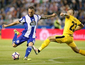 Guilherme y Luisinho se pierden por sanción la cita con el Athletic