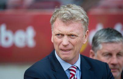 Moyes debuta con derrota en el banquillo del West Ham (2-0)