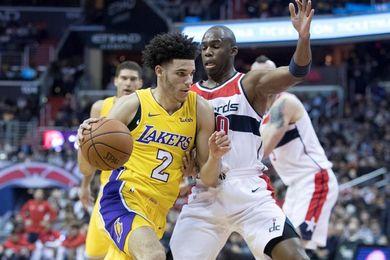 127-109. El segundo triple-doble de Lonzo Ball guía a los Lakers sobre Denver