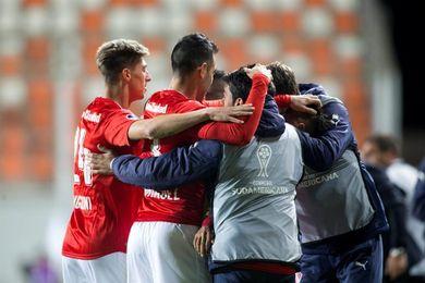 Libertad e Independiente afrontan en Asunción el primer asalto de las semifinales