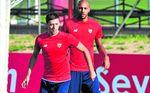 Lista de convocados del Sevilla para el partido contra el Liverpool
