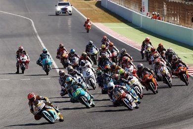 El Circuit de Barcelona modifica el trazado para motos y será reasfaltado