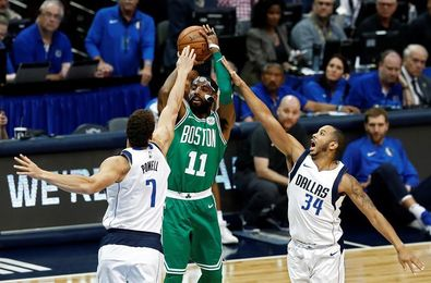 Irving anota 47 puntos y los Celtics llegan a 16 triunfos seguidos