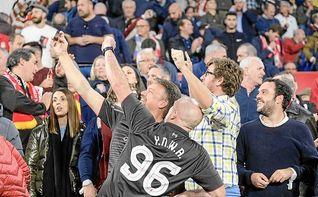 La versión de la seguridad sobre las quejas de los hinchas del Liverpool