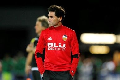 Marcelino no ha ganado nunca al Barcelona como entrenador