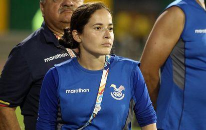 "Vanessa Arauz: ""A Santa Marta llegamos a luchar y a no regalar nada"""