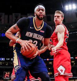 107-90. Davis y los Pelicans se acercan en la División a los Spurs