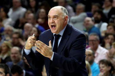 El ritmo de juego y los triples preocupan al Madrid en el OAKA