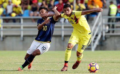 Colombia gana la medalla de oro al vencer a Ecuador en tanda de penaltis