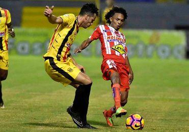 Marathón y Motagua esperan rivales para semifinal del Apertura de Honduras