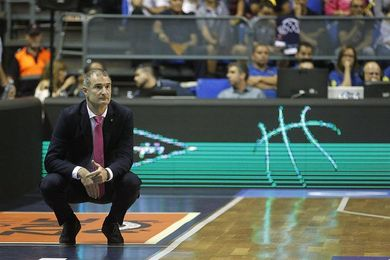 Markovic deja el Iberostar Tenerife y Katsikaris, nuevo técnico