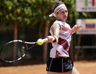 La venezolana Andrea Gamiz luchará por alcanzar la final