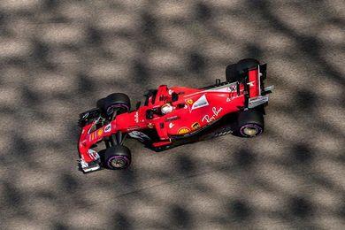 "Vettel: ""Mi primer objetivo es ganar la carrera"""