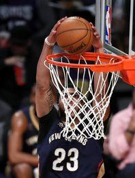 91-115. Davis y los Pelicans suman su tercer triunfo seguido