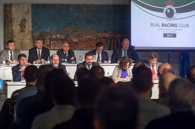 El Racing aprueba por unanimidad sus cuentas en una Junta exprés