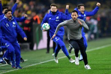El Schalke remonta un 4-0 al Dortmund y empata 4-4 un derbi loco