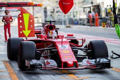 """Vettel: """"Adelantar aquí es bastante difícil, pero no imposible"""""""