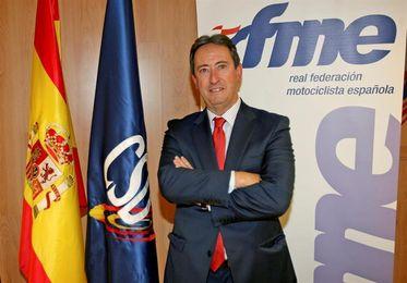Manuel Casado, nuevo presidente de la RFME