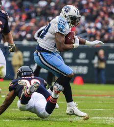 16-20. Murray sella el triunfo de los Titans sobre los Colts