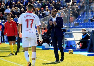 Bordalás sigue confiando en los mismos 18 en su lista frente al Espanyol