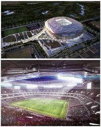 La empresa española Fenwick Iribarren logra adjudicarse tres de ocho estadios