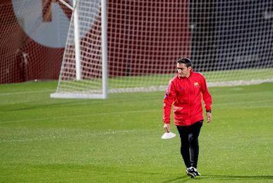 Valverde da descanso a seis titulares hasta el miércoles
