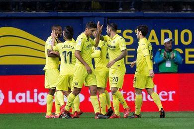 El Villarreal, con buenas sensaciones en el primer tercio de Liga