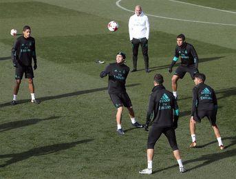 """Zidane a favor del VAR aunque cree que """"quitará espontaneidad al fútbol"""""""
