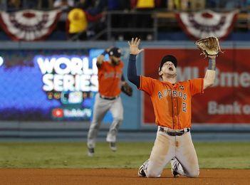 Los Astros reciben un bono histórico por su triunfo en la Serie Mundial